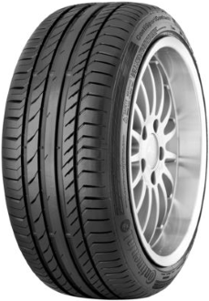 225/45R17 CONTINENTAL SPORT CONTACT 5 91W SSR *