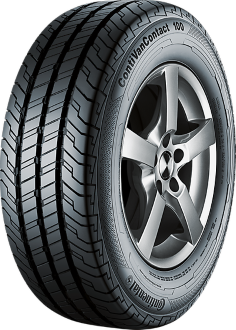 225/55R17 CONTINENTAL VAN CONTACT 100 109/104H MB