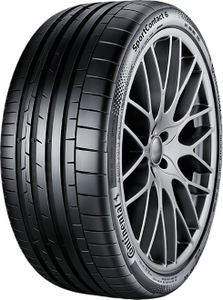 255/40R19 CONTINENTAL SPORT CONTACT 6 100Y XL