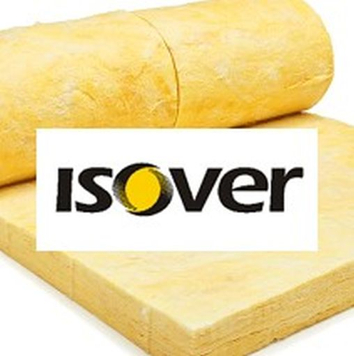 Isover systemroll 400 - 90 mm dik - 580x12150 mm (Rd 2,35 m²,K/W)