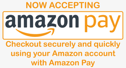 Now Accepting Amazon Pay!
