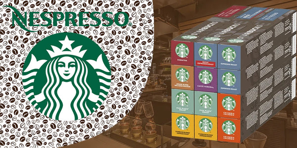 Introducing Starbucks By Nespresso!
