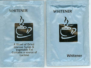 Coffee Whitener Sachets 1000's
