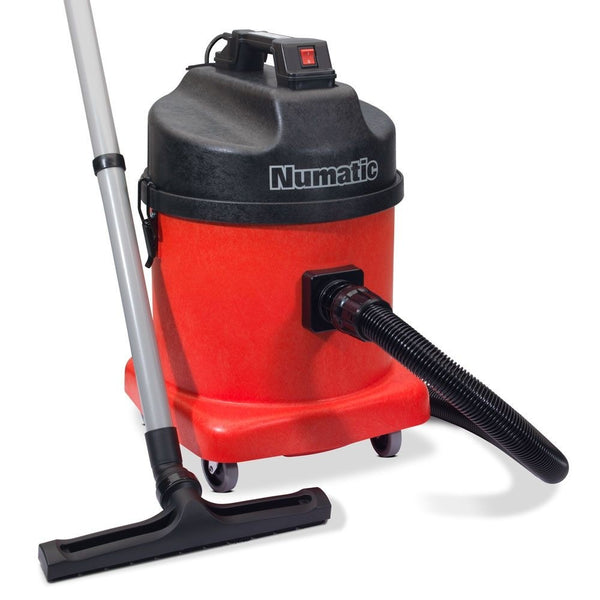 Numatic Heavy Duty Professional Vacuum Red (NVQ570)