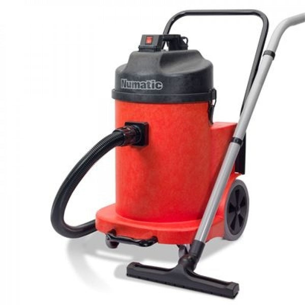 Numatic Heavy Duty Professional Vacuum Red (NVQ900)