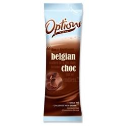 Options Belgian Hot Chocolate Sachets (Pack of 100) W550029