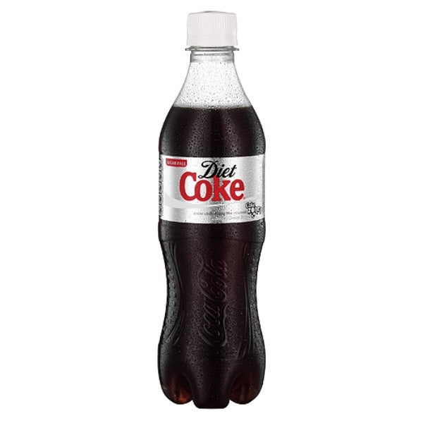 Diet Coke 500ml Bottle (Pack of 24)