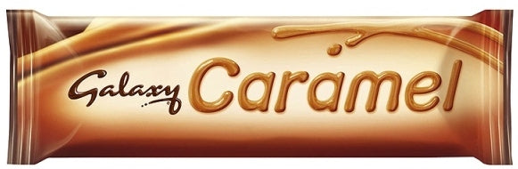 Galaxy Caramel 24 x 48g Bars
