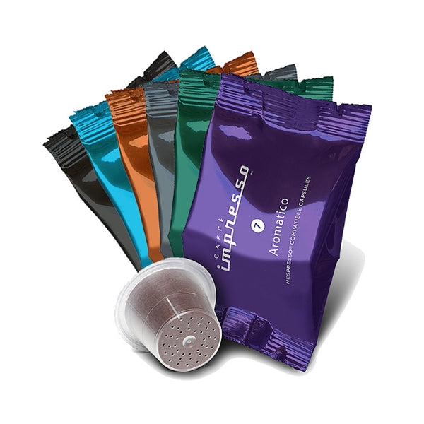 Caffesso Multi Pack 90 Capsules (Nespresso Alternative)