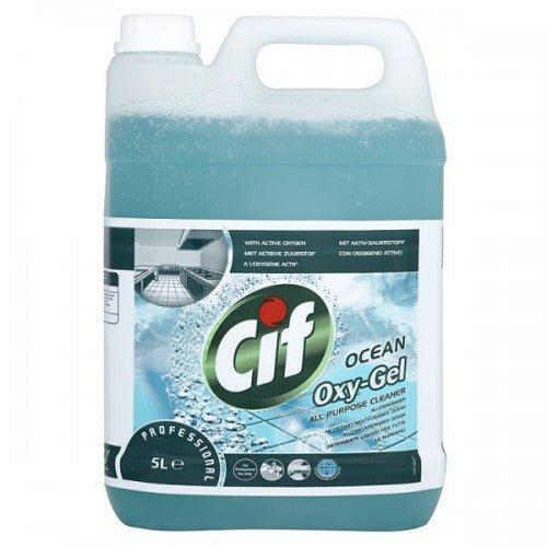 CIF Oxy-Gel Ocean (All-Purpose Cleaner) 5 Litre