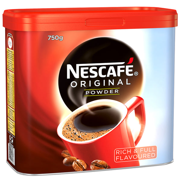 Nescafe Original Coffee Powder Tin 750g