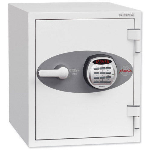 Phoenix Titan FS1281E Series Fire & Security Safe with Electronic Lock