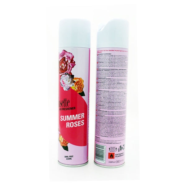 Insette Summer Rose Air Freshener 300ml