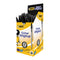 Bic Cristal Ballpoint Pen Medium Black (Pack of 50) 837363