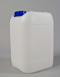 10L EcoStacker Container/Jerry Can CLEAR {Food Compliant}