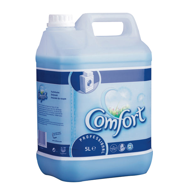 Comfort Professional Original Fabric Softener liquid 5 Litre