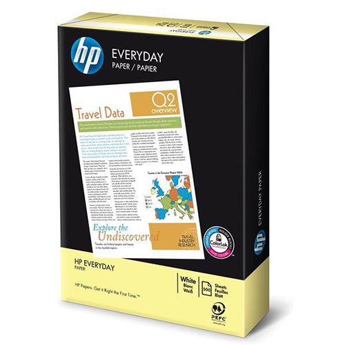 HP A3 75gsm Everyday White Paper 5 x 500 Sheets