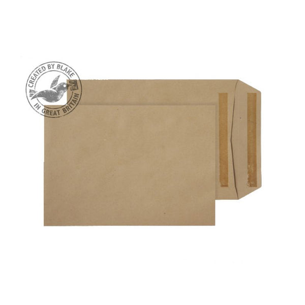 Blake Purely Everyday Pocket Self Seal Manilla C5 229×162mm 80gsm Envelopes (500)