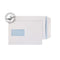 Blake Purely Everyday Pocket Self Seal Window White C5 229×162mm 90gsm Envelopes (500)