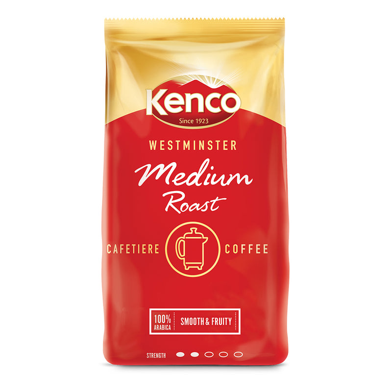 Kenco Westminster Cafetiere Coffee 1kg