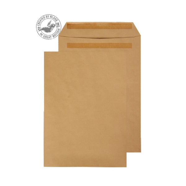 Blake Purely Everyday Pocket Self Seal Manilla C4 324×229mm 80gsm Envelopes (250)