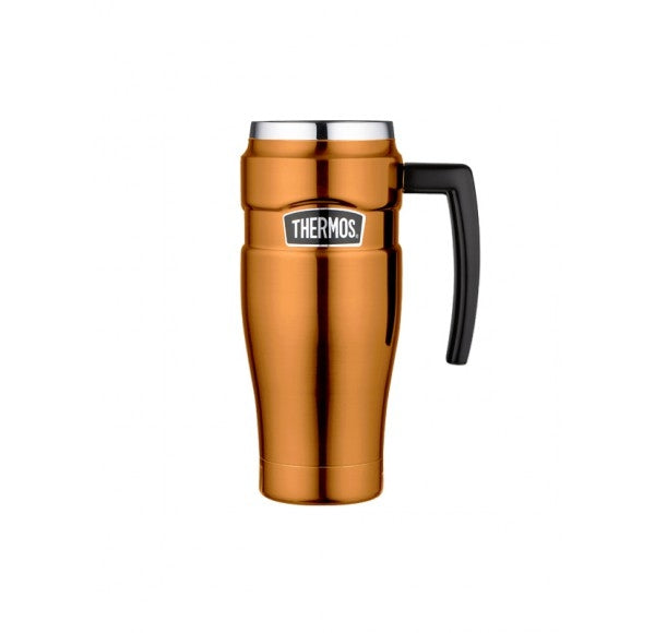 Thermos Stainless Copper Travel Mug 470ml