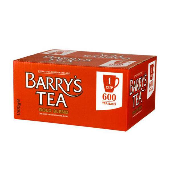 Barrys Tea Gold Blend Tea Bags 600s