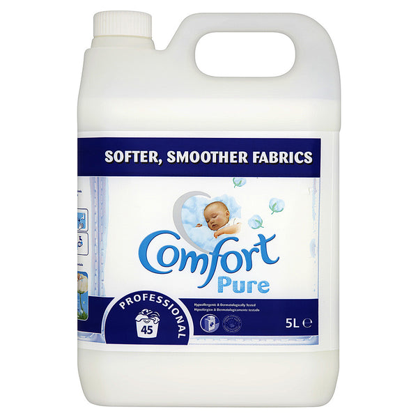 Comfort Pure Fabric Conditioner (5 Litre) White
