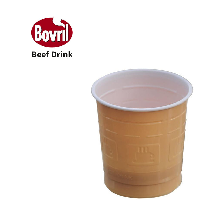 Bovril Beefy Drink Vending In Cup (25 Cups)