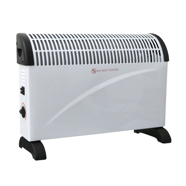 Wellco 2kw Convector Heater 3 Heat Settings