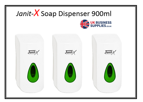 Janit-X Hand Soap Dispenser 900ml