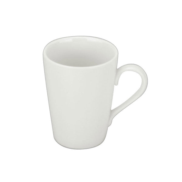 Orion White Latte Mug 300ml