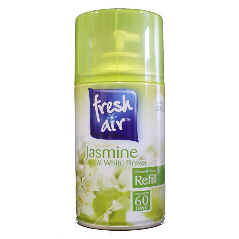 Fresh Air Jasmine & White Flower Refill 250ml
