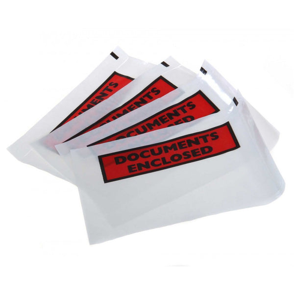 Documents Enclosed {Size A7} Wallets Pack 1000's