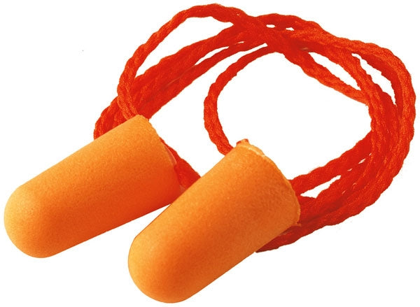 3M Disposable Ear Plug Corded x 100