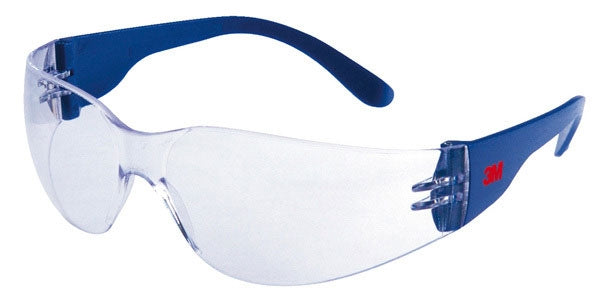 3M 2720 Series Spectacles/ Glasses Blue Framed