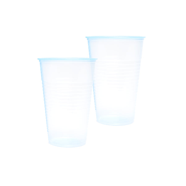 7oz Clear Disposable Water Cups 100s