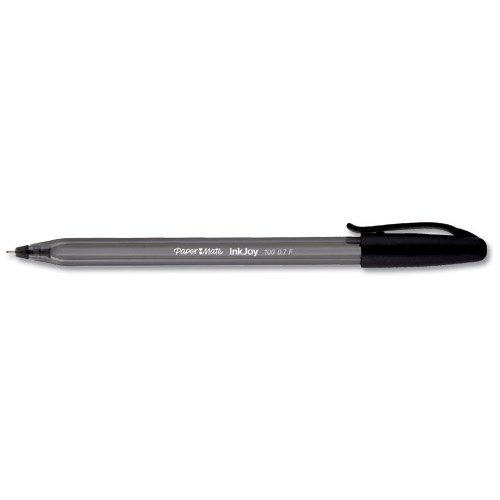 PaperMate Inkjoy 100 Ball Pen Black Pack 50 Code S0957120