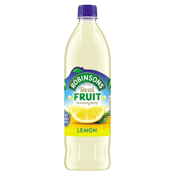 Robinsons Lemon Single Concentrate ( No Added Sugar) 1L