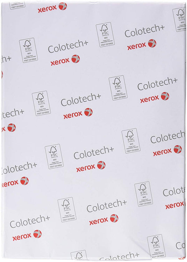Xerox A4 300g White Colotech Paper 1 Ream (125 Sheets)