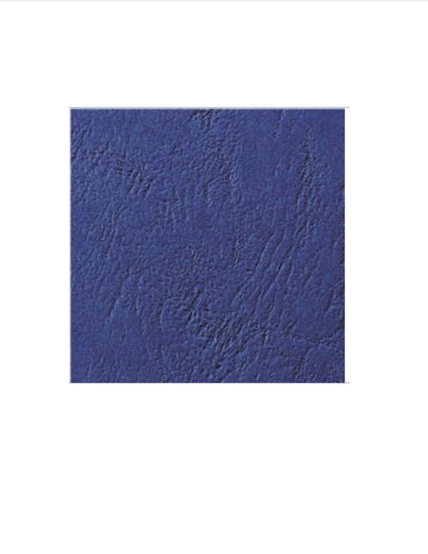 GBC Antelope A4 Royal Blue Binding Covers Pack 100's