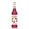Monin Strawberry/Fraise Coffee Syrup 700ml (Glass)