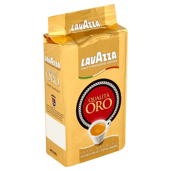 Lavazza Qualita Oro Ground Filter Coffee 250g