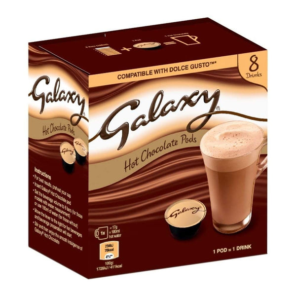 Nescafe Dolce Gusto Galaxy Hot Chocolate 8 Pods