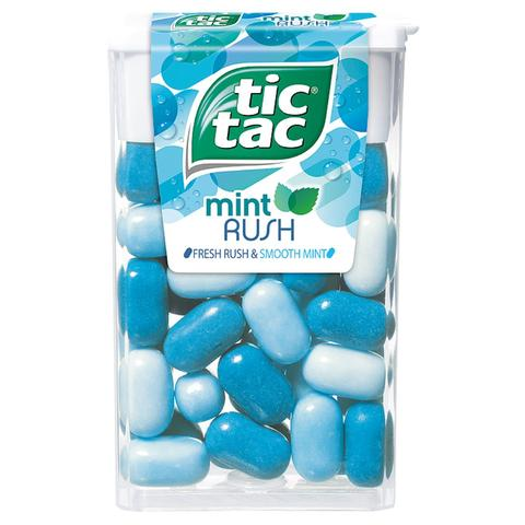 Tic Tac Intense Mint Rush 24x18g