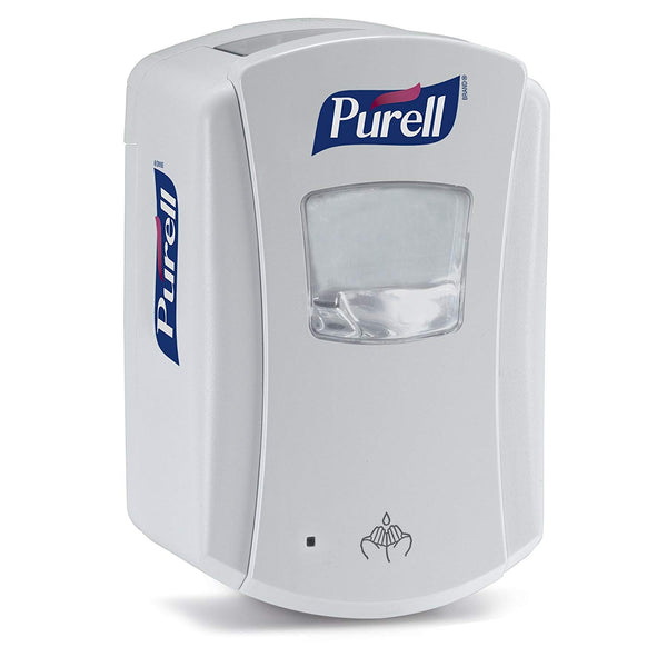 Purell LTX Touch Free Dispenser White 700ml {1320}