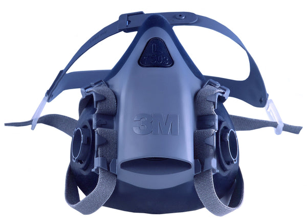 3M Half Face Medium Mask (7502)