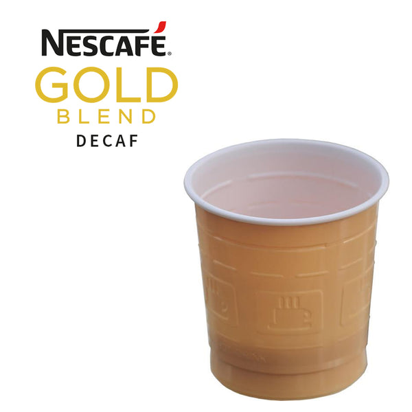 Nescafe Gold Blend Decaf Vending In Cup (25 Cups) 12 Packs