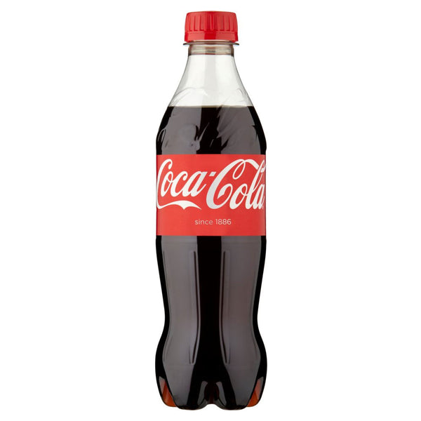 Coca-Cola 500ml Bottle (Pack of 24)