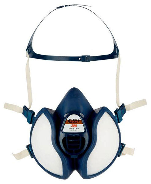 3M 4255+ Maintenance Free Gas/Vapour and Particulate Respirator